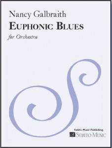 Galbraith Euphonic Blues score crop