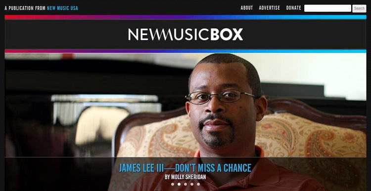 James Lee NewMusicBox graphic red 2