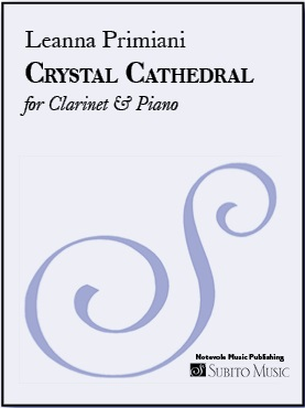 Primiani Crystal Cathedral score