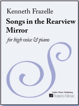 Frazelle Songs Rearview score