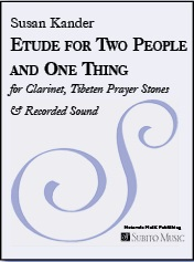 Kander: Etude Two People One Thing