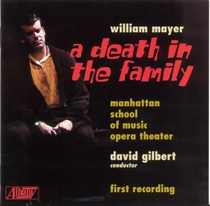 Mayer Death in the Family CD cover red 300dpi